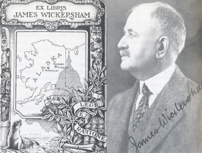 James Wickersham, 1916