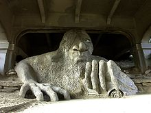 Fremont Troll, a/k/a Troll Under the Bridge