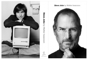 Cover of Upcoming Steve Jobs Bio