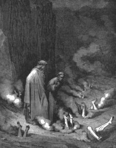 Dante's Inferno, 8th Circle, Bolgia 5