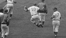 The Ron Santo Heel Click