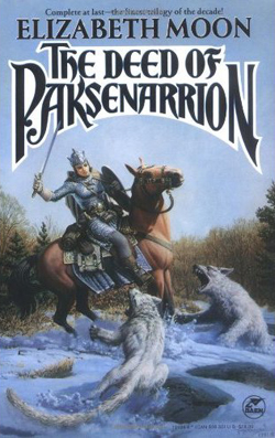The Deed of Paksenarrion, Trade Volume
