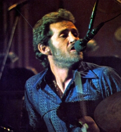 "Levon Helm, 1975, from ""The Last Waltz"""
