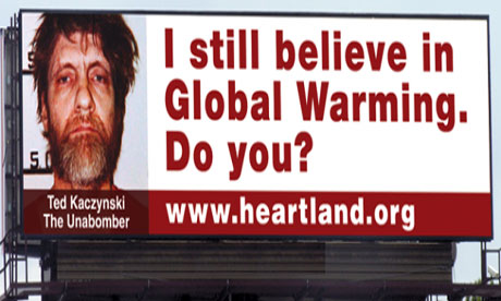 Heartland Institute's Billboard