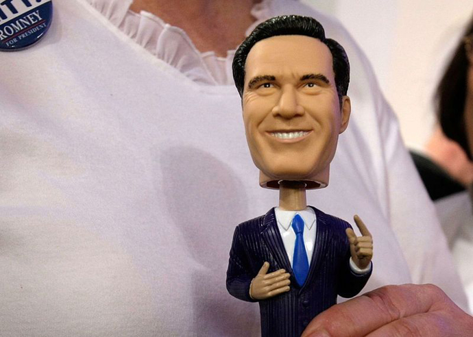 Bobblehead Mitt - Alex Wong/Getty Images