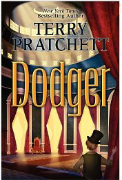 Dodger, by Terry Pratchett (American cover)