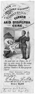 Patent Medicine, via Library of Congress