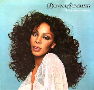 Donna Summer. Cover of Once Upon a Time