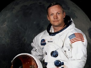 Neil Armstrong (NASA photo)