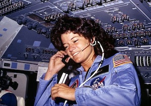 Sally Ride (NASA photo)