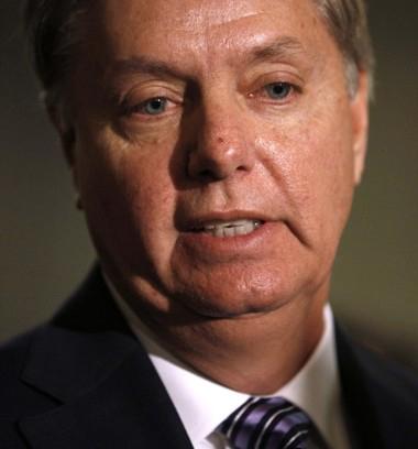 Senator Lindsey Graham (R., SC)
