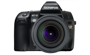 Olympus E5 - A Technological Dinosaur
