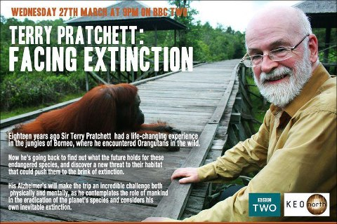 BBC Promo for Pratchett Special