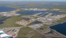 Prudhoe Bay, August 2010 from XPDA, photographer unknown)
