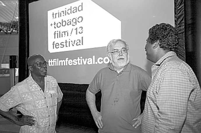 Ray Funk in Trinidad
