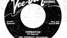 "Vee-Jay Records, ""Operator"""