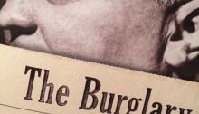The Burglary, by Betty Medsger