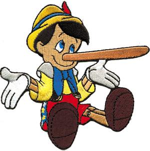 Jiminy Cricket! Can't Anyone Tell the Truth?