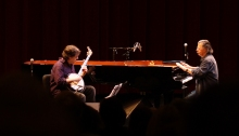 Béla Fleck and Chick Corea in Concert
