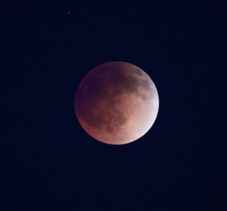 Lunar Eclipse, April 15, 2014