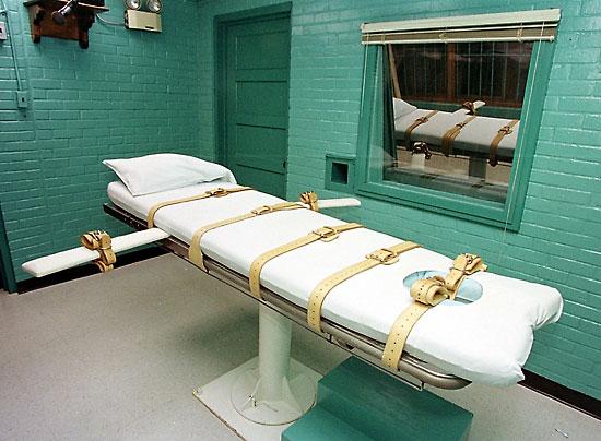 Guerny, Death Chamber, Oklahoma