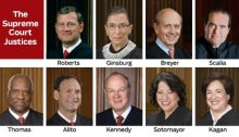 The U.S. Supreme Court, Mark 2014