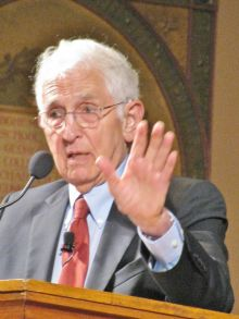 Daniel Ellsberg, 2014, courtesy of WikiCommons