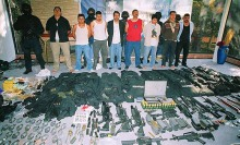 Mexican Drug Cartel, Photographer Unknown