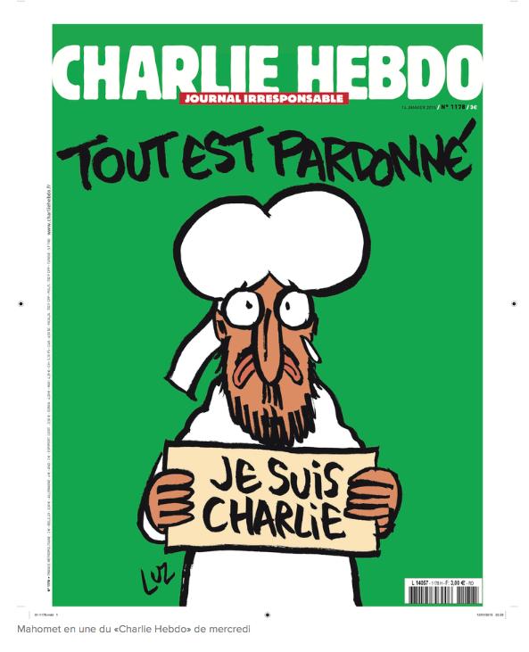 Liberation, January 12, 2015