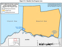 Beaufort Sea Program Area, 2017-2022