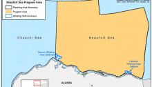 Beaufort Sea Program Area, 2017-2022