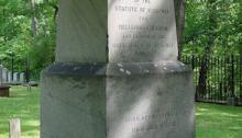 Jefferson's Tombstone