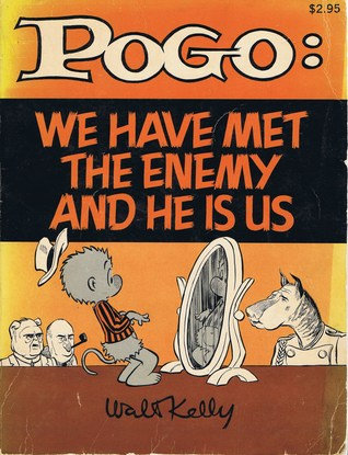 Cover of Kelly's Final Collection of Pogo Cartoons