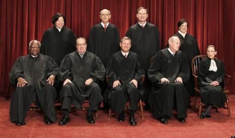U.S. Supreme Court Justices, 2015
