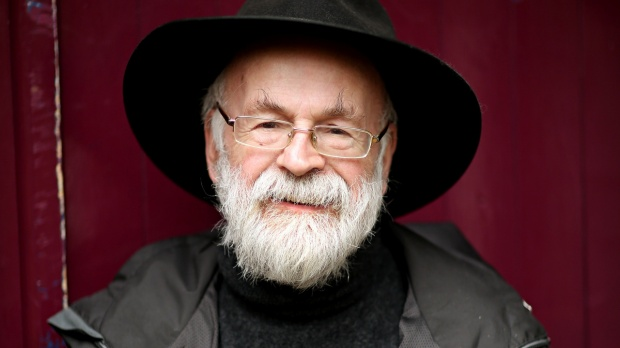"Terry Pratchett: ""The Embuggerance is finally catching up with me."""