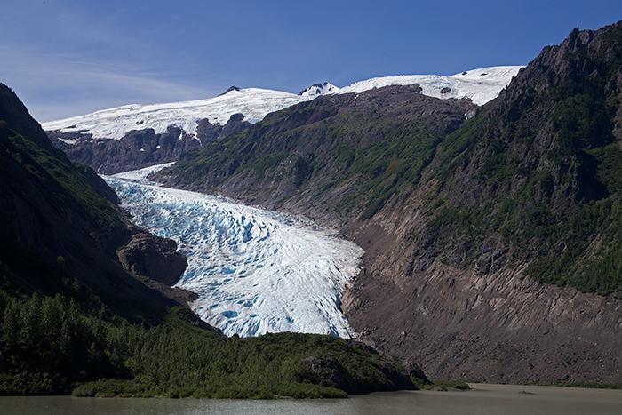 Bear Glacier, Stewart-Hyder Access Road, Cassiar Highway