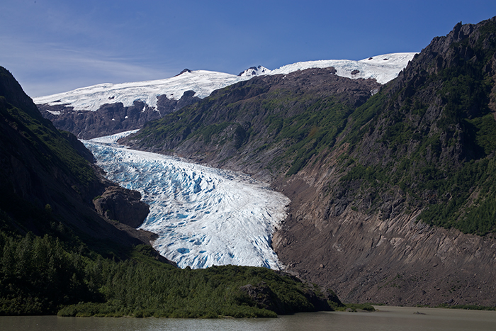Bear Glacier, Stewart-Hyder Access Road, Cassiar Highway