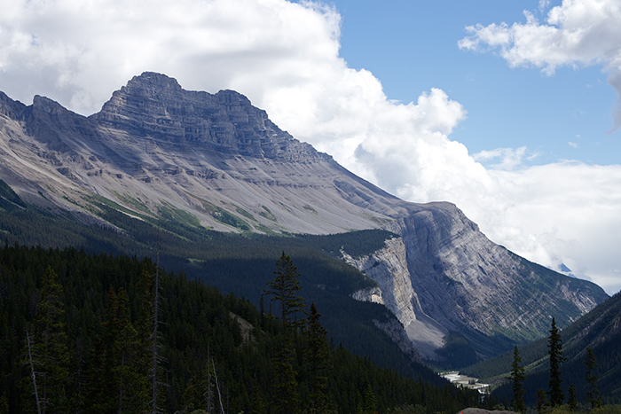 Endless Mountain, Jasper National Park, Alberta