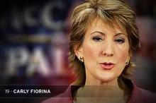 Carly Fiorina, Republican primary candidate for President of the United States