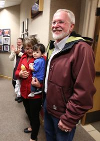 Borough Mayor-Elect Karl Kassel, photo by Fairbanks Daily News-Miner