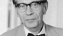Prof. Richard Hofstatdet, c. 1970, via Wikipedia
