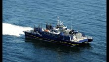 M/V Susitna on alleged sea trials, photo via WikiMedia