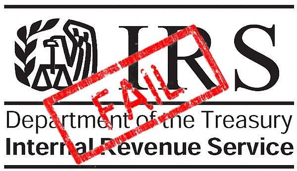 IRS-FAIL