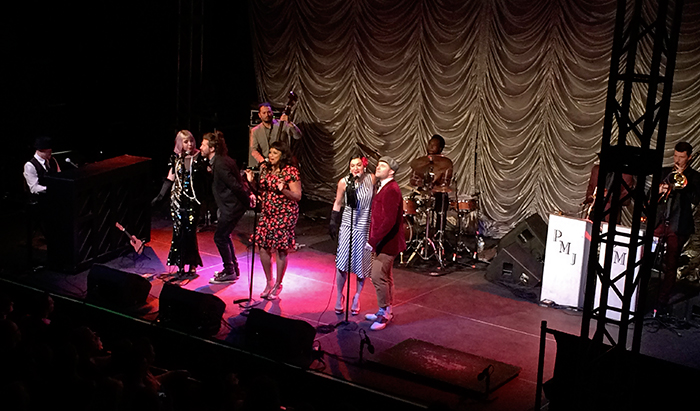 Postmodern Jukebox at the Boise Knitting Factory