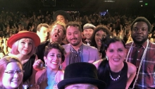 Postmodern Jukebox, the Boise Show (photo by PMJ)