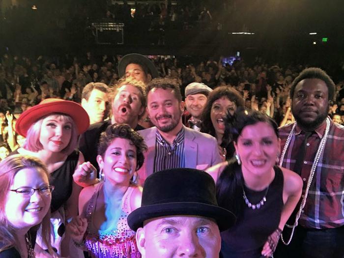 Postmodern Jukebox, the Boise Show (photo by PMJ)