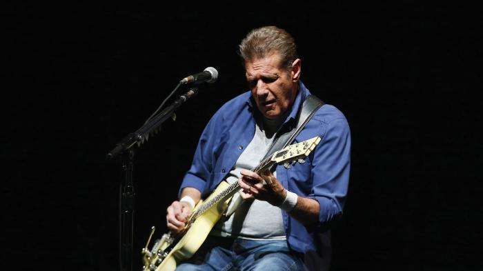Glenn Frey, Qantas Credit Union Arena, March 2, 2015 in Sydney, Australia. Photo by Don Arnold / WireImage