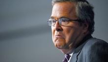 Jeb Bush - Photo by Kevork Djansezian/Getty Images