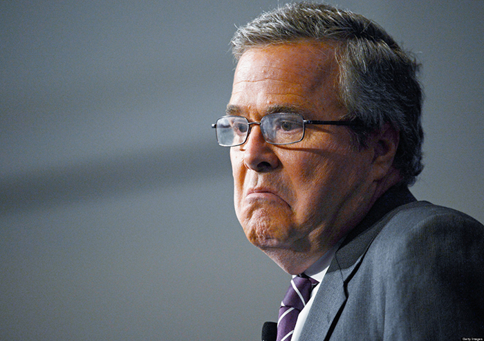 Jeb Bush - Photo by Kevork Djansezian/Getty Images
