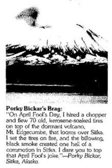 Porky's Brag